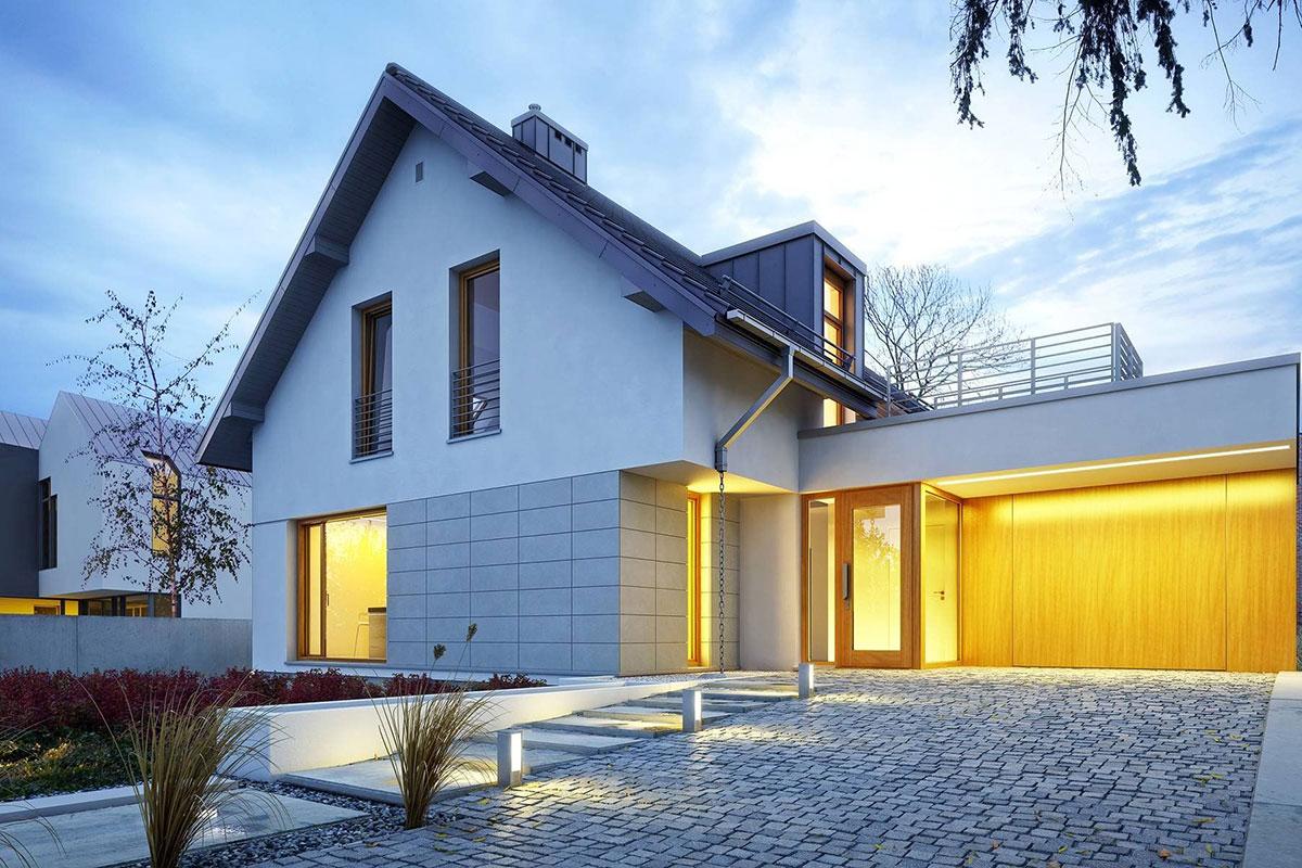 Energetska učinkovitost porodične kuće