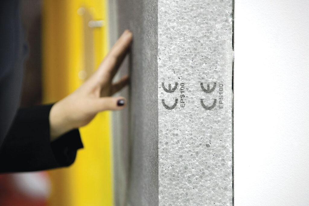 Fasadna toplinska izolacija - stiropor