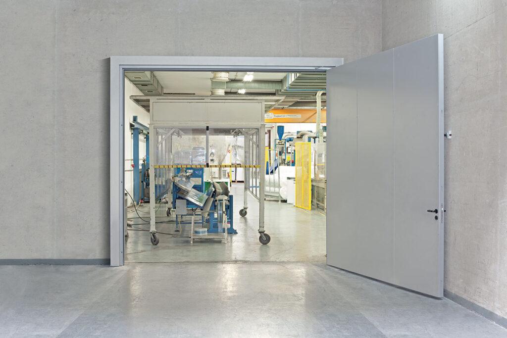 Hörmann protupožarna klizna vrata