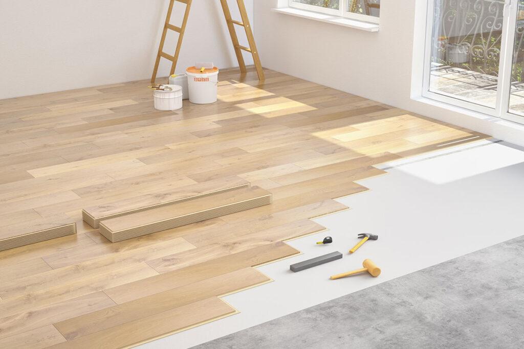 Toplinska i zvučna izolacija poda