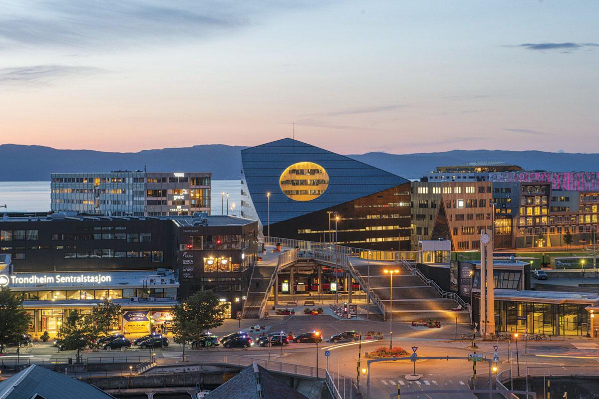 Brattørkaia je najveća nova energetski pozitivna zgrada u Norveškoj