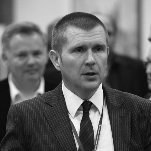 Mario Devunić, Sales department tvrtke ALPHACAN