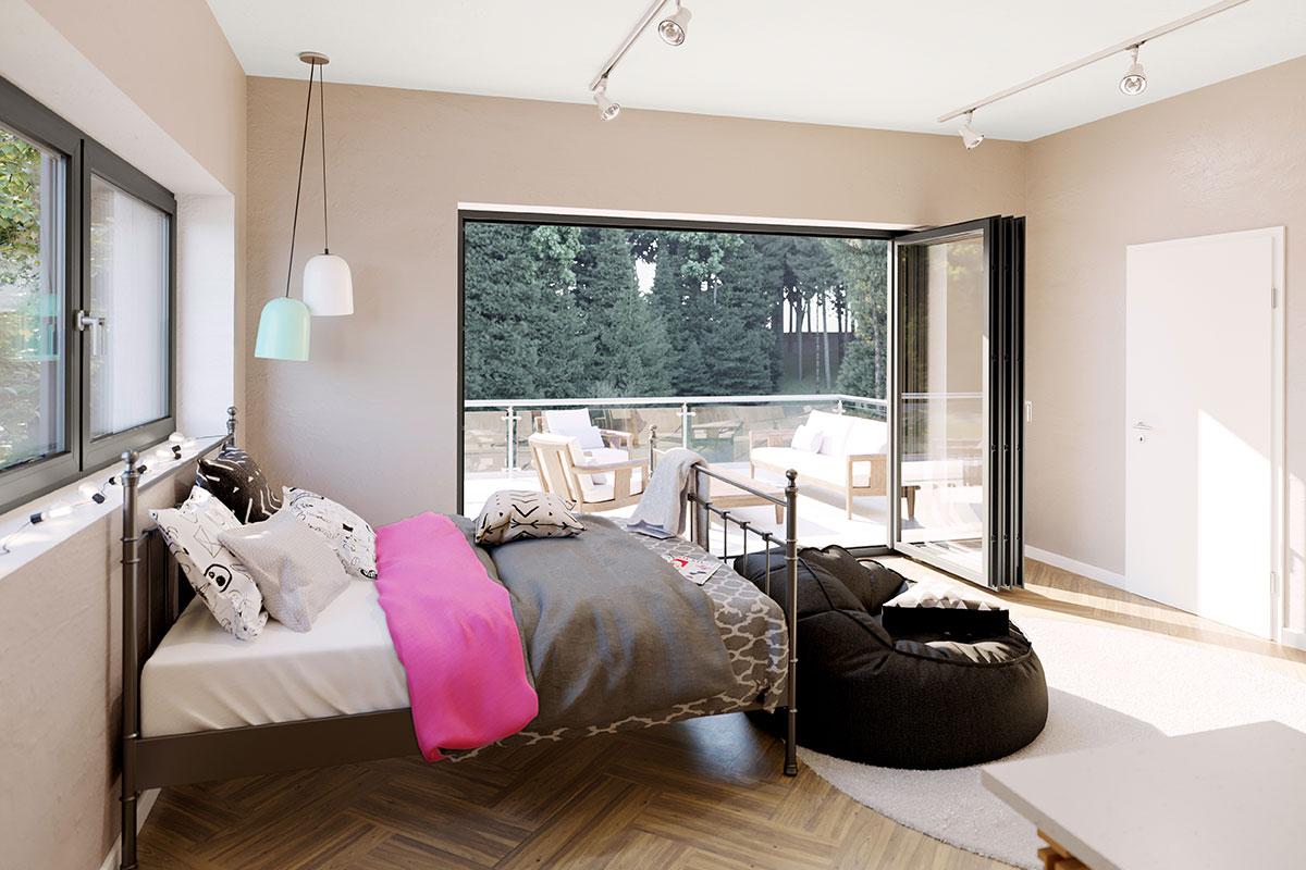 REHAU / Panorama Swing Design