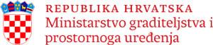Ministarstvo graditeljstva i prostornoga uređenja logo