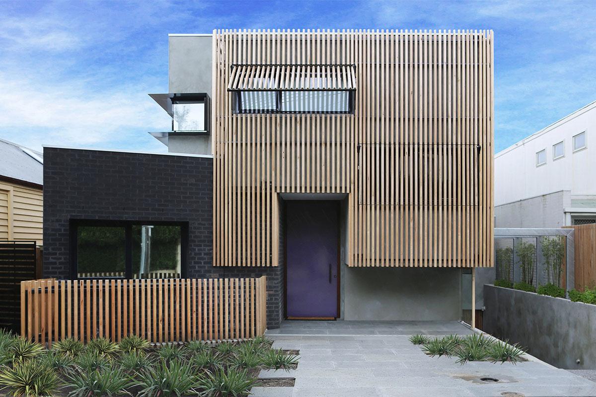 Drvene ventilirajuće fasade