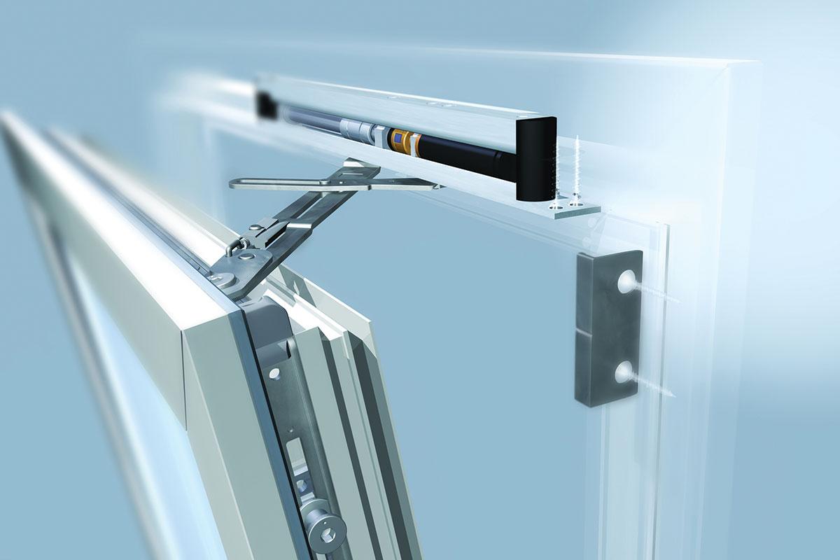 PVC stolarija mehanizmi za otvaranje prozora