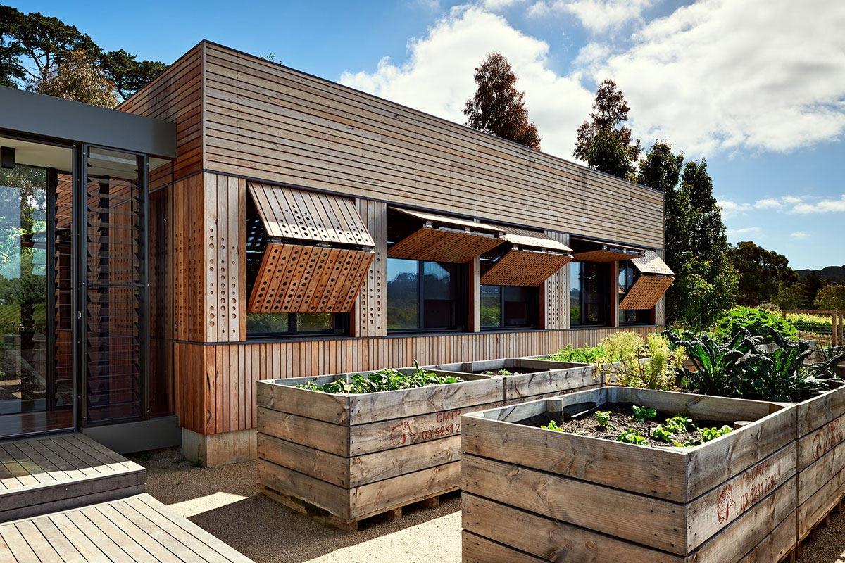 Drvene ventilirajuće fasade bolje štite zidove objekta od smrzavanja i odmrzavanja
