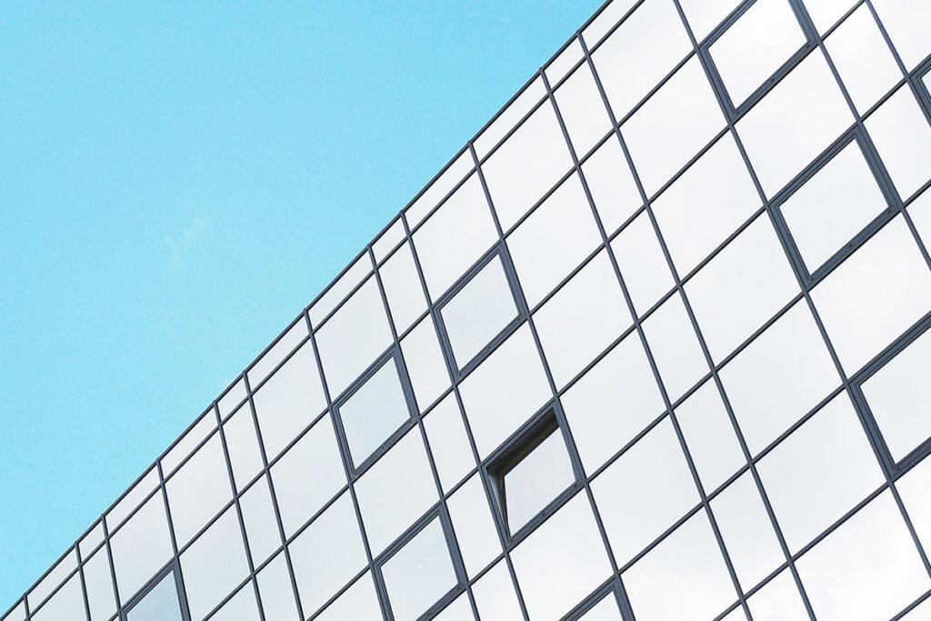 Aluminij-staklo fasada