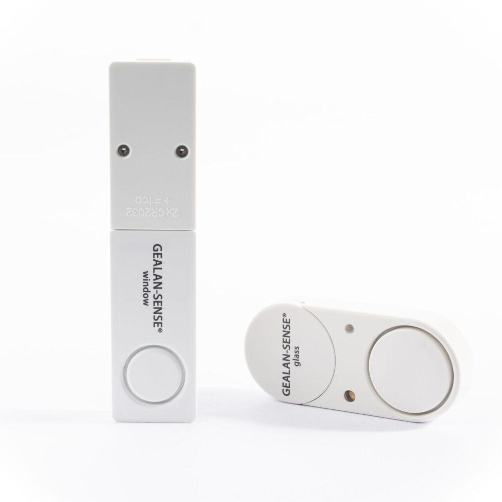Senzor otvaranja ili senzorom loma stakla - s linijom proizvoda GEALAN-SENSE®