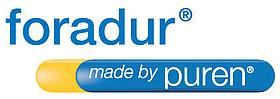 foradur made by puren logo
