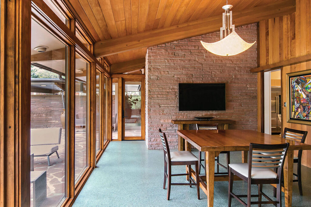 Aluminij drvo stolarija - unutarnja drvena strana stvara ugođaj topline, obiteljske atmosfere i tradicije