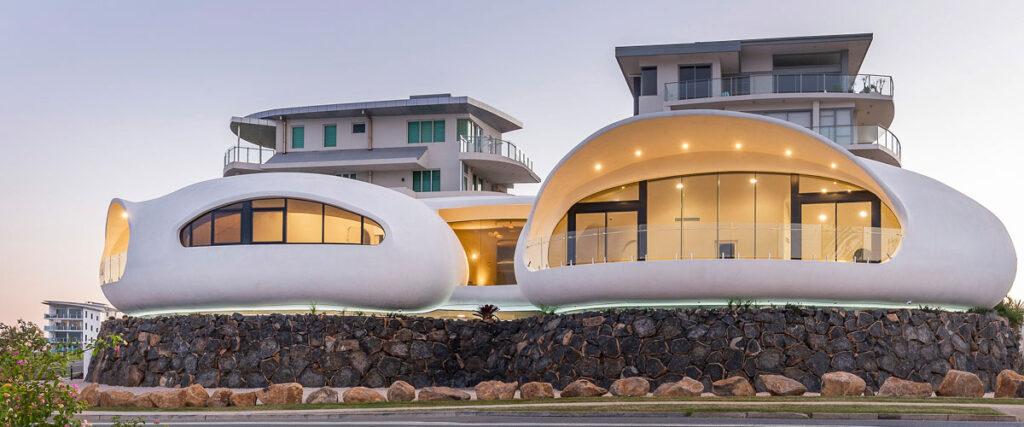 Kuća Tweed Terrace u Australiji priziva tipičnu Gold Coast arhitekturu