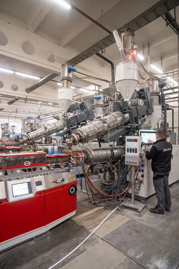 DECCO - Konstantno ulažemo u modernizaciju strojeva za proizvodnju i proširenje kapaciteta