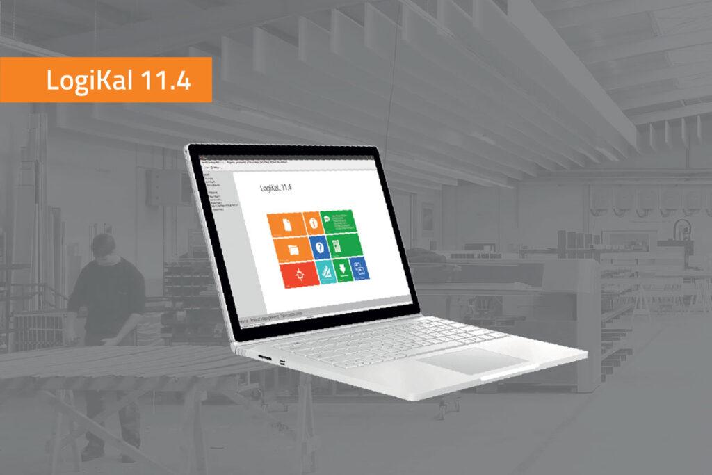 Orgadata LogiKal 11.4 Program za najbolje prozore, vrata i fasade