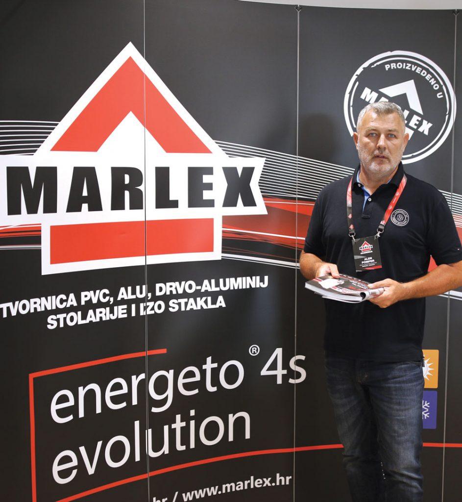Alen Pomper direktor prodaje, Marlex d.o.o.