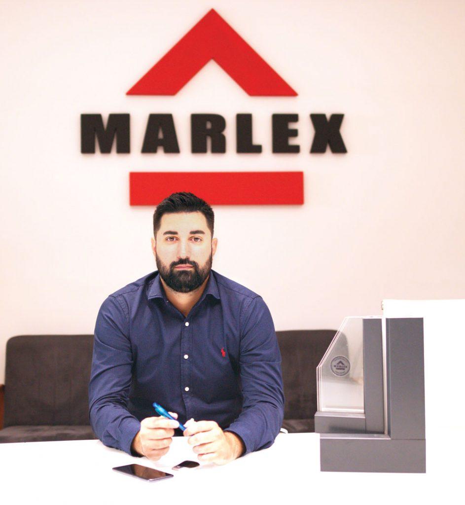Ilija Ponjavić izvršni direktor, Marlex d.o.o.