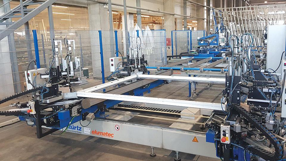 Marlex pogon za proizvodnju