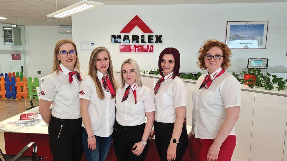 Marlex zaposlenici