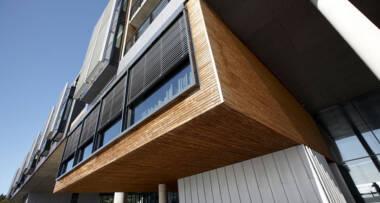 Drvo kao materijal za fasadu