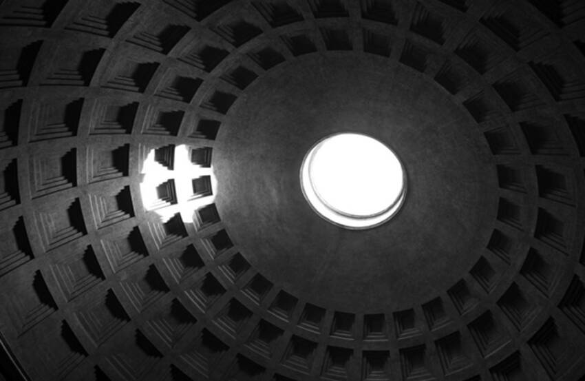 Okulus na Panteonu