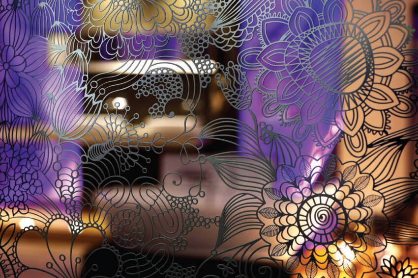 Originalne zavese od čelika