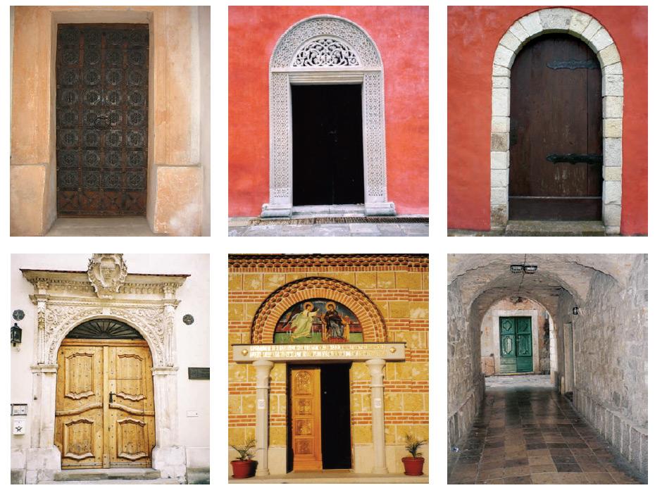 Tradicionalna vrata