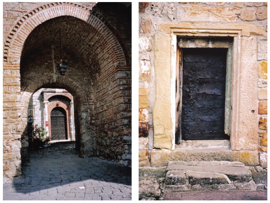 Vrata u tradicionalnoj kulturi