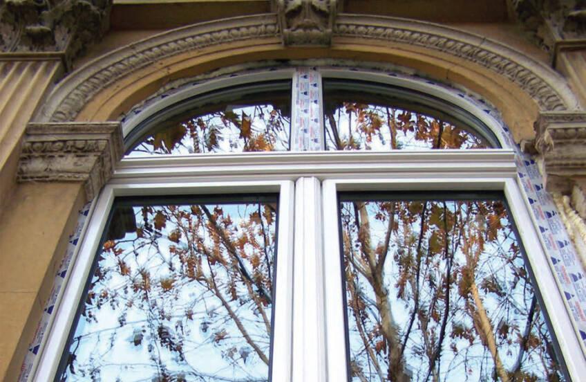 Zamena prozora na objektima od kulturnog značaja