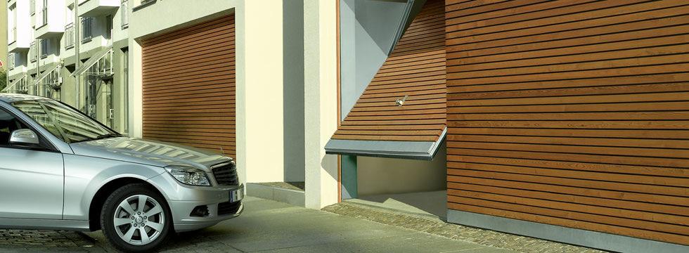 Vrata za zajedničku garažu ET 500 / ST 500.
