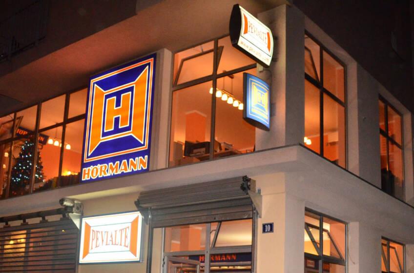 Pevialte Hormann izložbeni salon Novi Sad