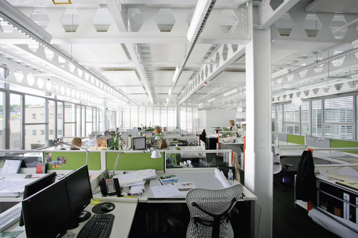 Dnevno svetlo na radnom mestu