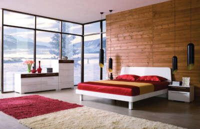 Feng Šui raspored i spavaća soba