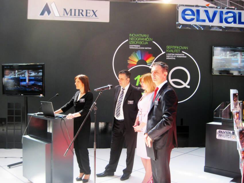 Elvial konferencija Sajam građevine