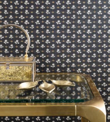 Serija materijala i zidnih obloga je načinjena od uševinih materijala