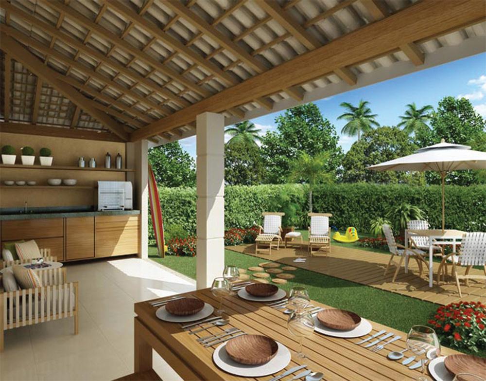 Nekada je konstrukcija verande bila uglavnom drvena sa krovom prekrivenim crepom