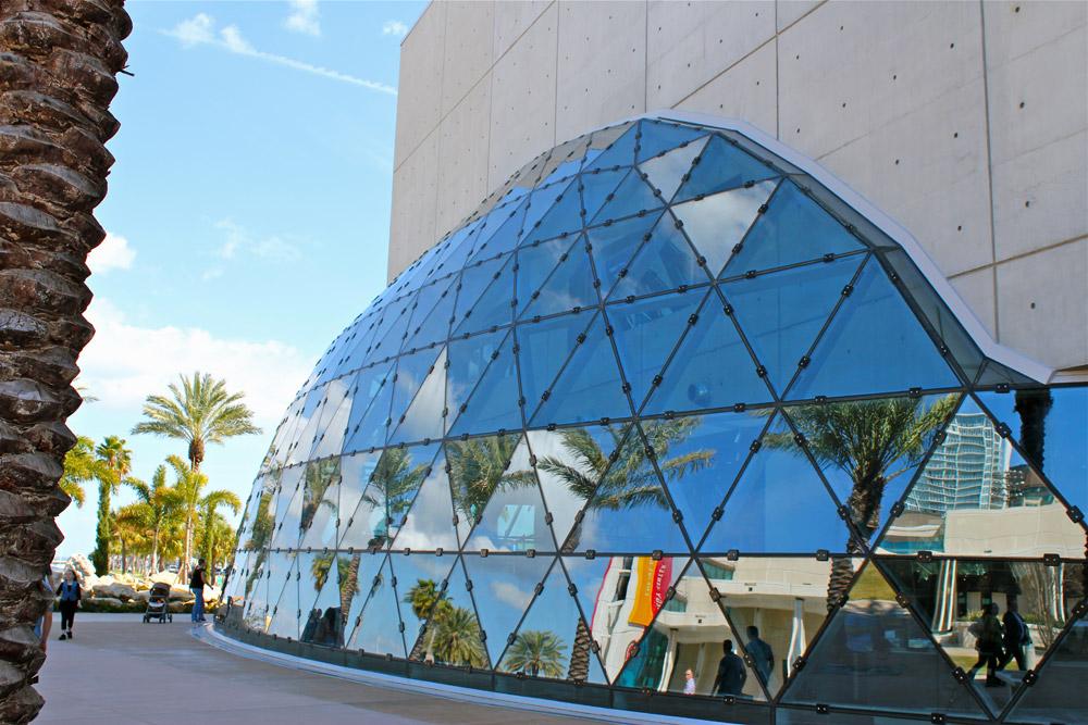 Salvador Dali muzej na Floridi