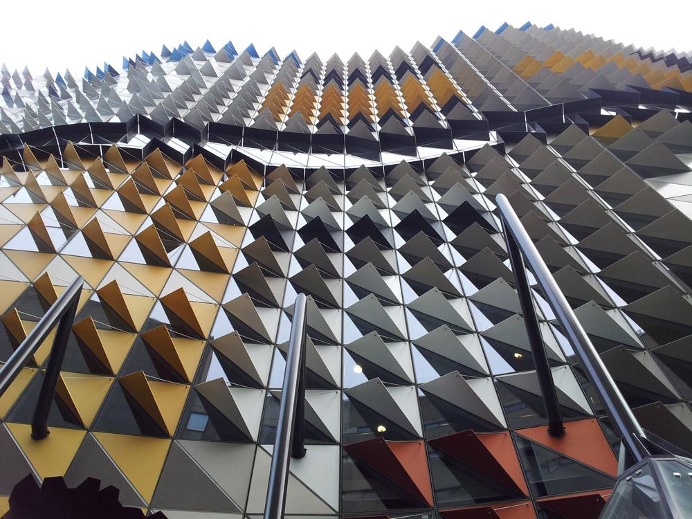 Paneli se izrađuju u određenim oblicima i veličinama