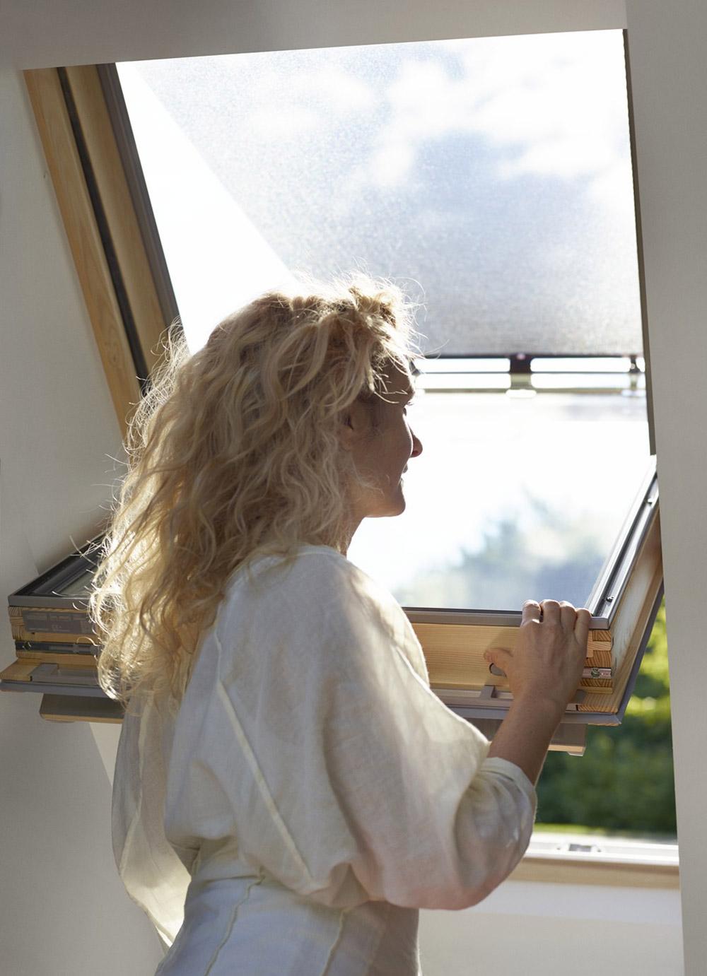 Spoljne tende su idealan proizvod za zaštitu od toplote, koji smanjuje toplotu u potkrovlju čak do 72%