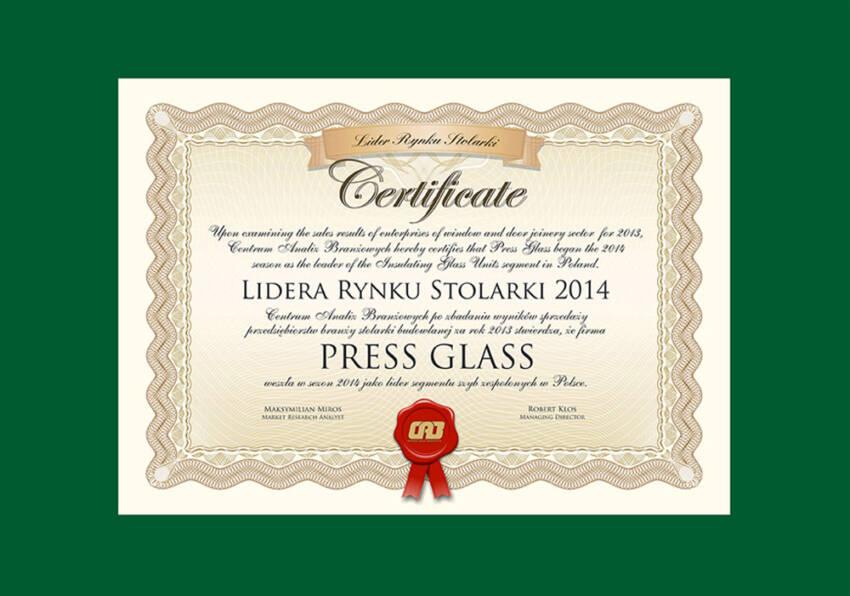 Kompanija PRESS GLASS