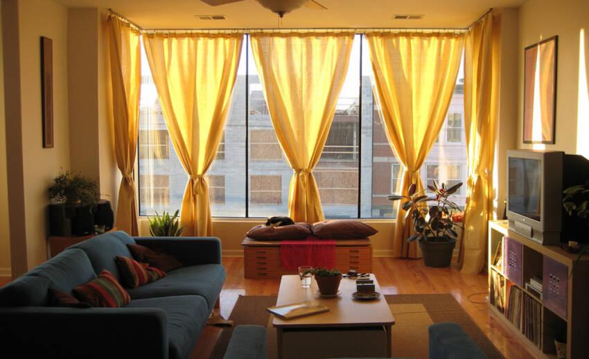 Zavese krase dom štite od pogleda čuvaju toplotu u zimskim danima