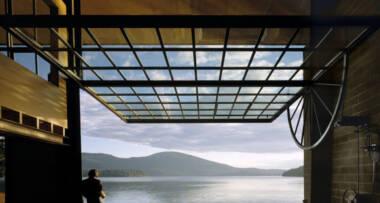 Velika primena garažnih vrata inovativnog dizajna