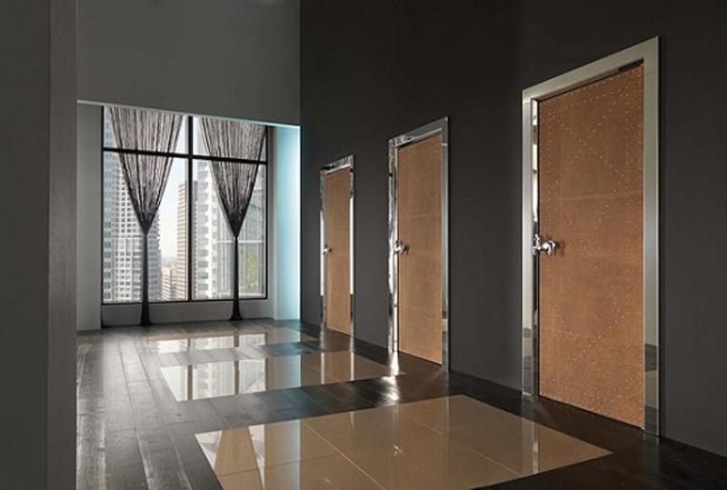 Interesantna i moderna unutrašnja vrata najnovijeg dizajna