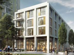 Stakla PRESS GLASS-a za realizaciju dva projekta u Londonu