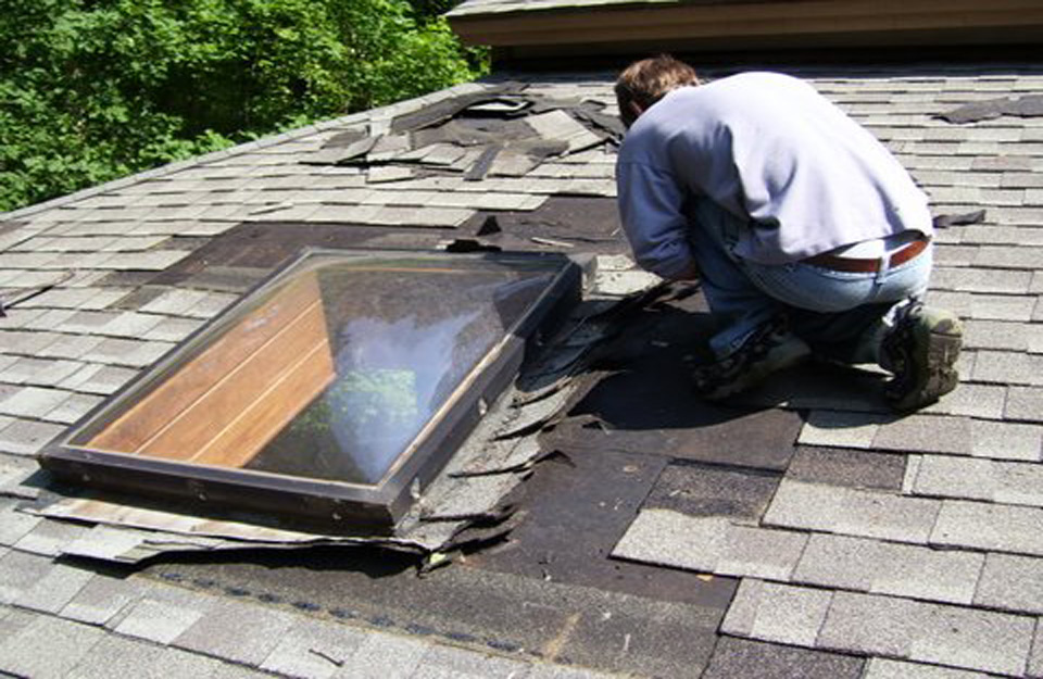 Rekonstrukcija krova i krovnih prozora