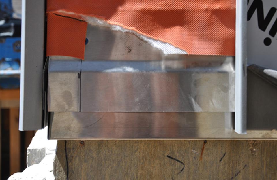 Slojevi panela od cinka