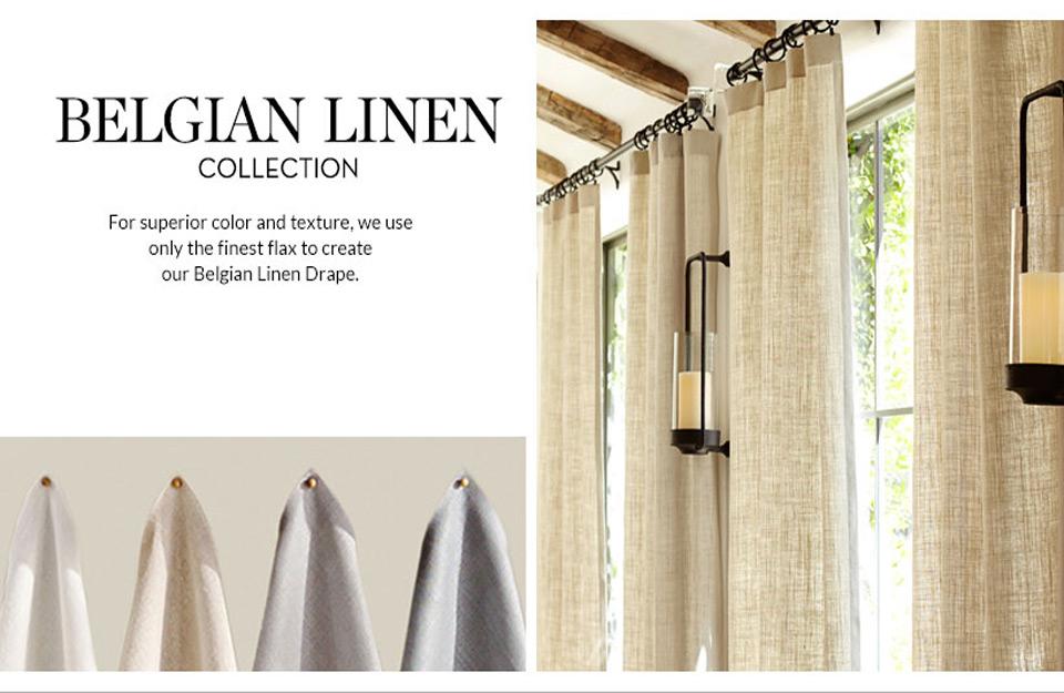 Belgijske zavese