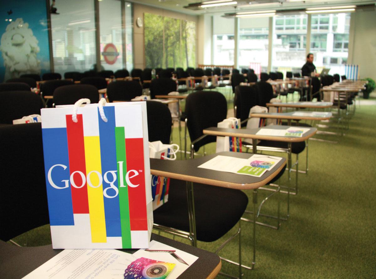 Gugl ima svoje ofise širom sveta u kojim radi i provodi vreme veliki broj kreativaca
