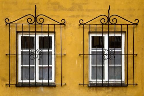 Prozorske rešetke za bezbednost objekta