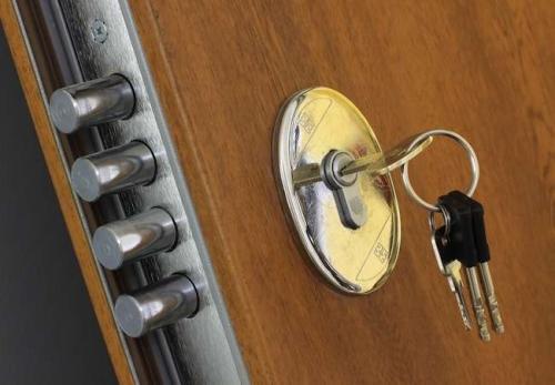 Čelična sigurnosna vrata