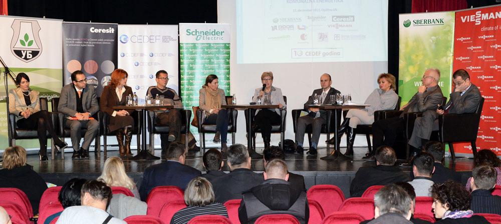Treći CEDEF Samit energetskih menadžera Srbije
